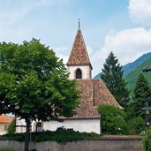 Gargazon Kapelle