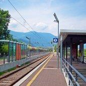 Gargazon Bahnhof