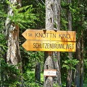 Knottnkino Wanderweg