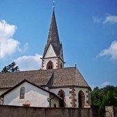 Kirche Hafling