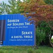 Soireen auf Schloss Tirol