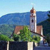 Ausgangspunkt ist das Dorf Tisens