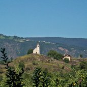 Das Kirchlein von St. Hippolyt