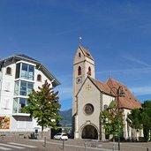 Kirchplatz Marling