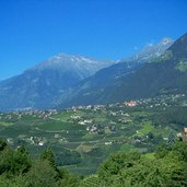 Dorf Tirol Zenoberg