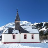 schnalstal kurzras winter kapelle