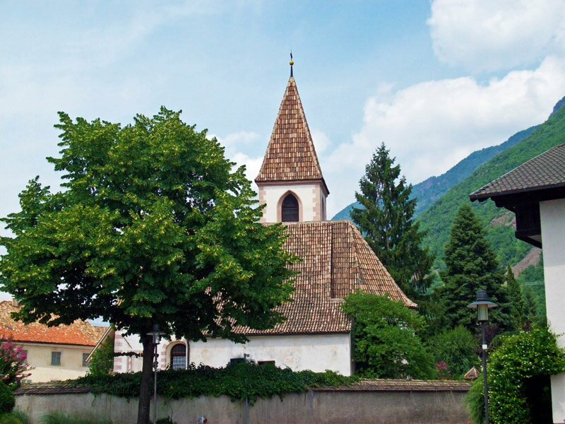 Krutialkirche zum Hl. Johannes dem Täufer