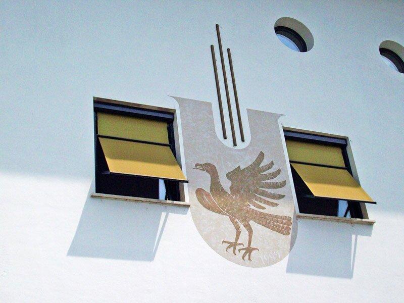 Wappen von Burgstall