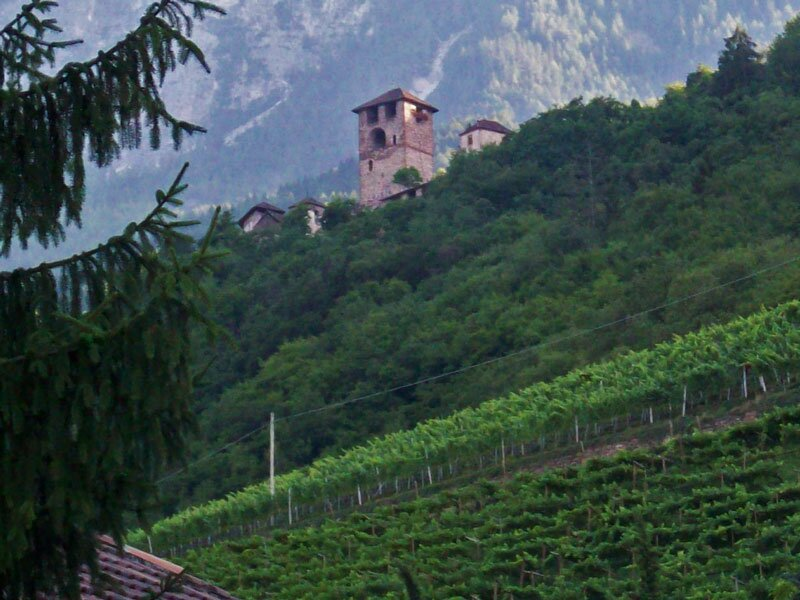 Turm von Schloss Payersberg
