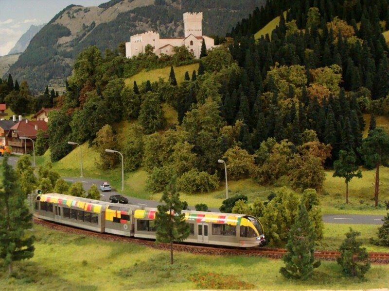 Rabland Italy  city photos : Train World Rablà Merano and surroundings Italy