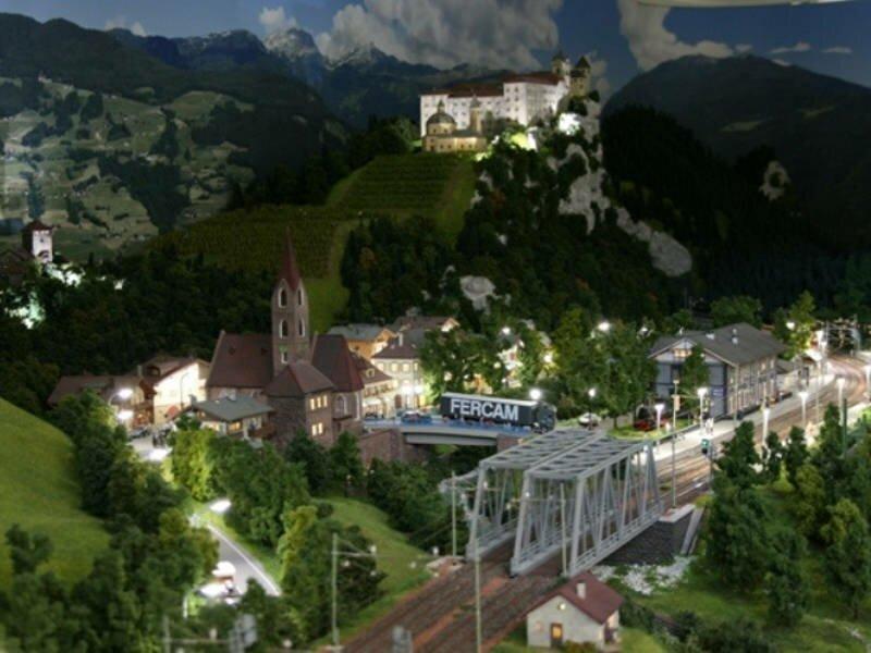 Rabland Italy  city pictures gallery : ... eisenbahnwelt rabland fantasy world en miniature eisenbahnwelt rabland