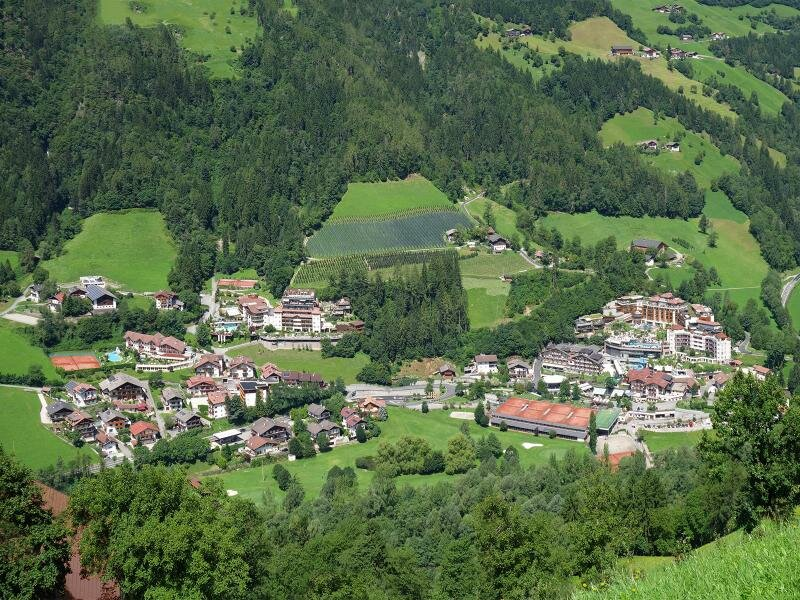 Quellenhof St Martin In Passeier Passeiertal Südtirol Italien