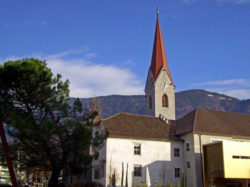 Pfarrkirche von St. Vigil