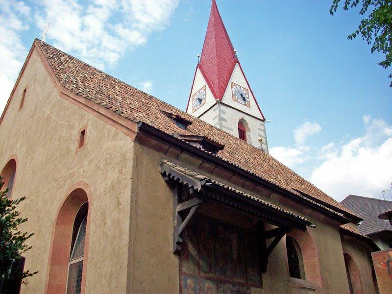 Pfarrkirche St. Georgen in Obermais