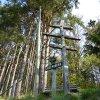 Beim Josephberg-Wetterkreuz haben wir die Höhe des Waals erreicht. Noch ein Stück Weg durch den Wald, dann sollten wir schon das rauschende Wasser hören. Foto: AT, © Peer