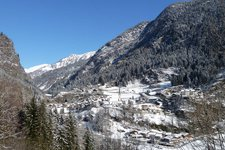 Moos Dorf Winter Moso paese inverno