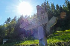 Meraner Höhenweg Etappe 1 Außerhütt Ulfas Christl Matatz