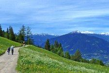 Meraner Land Spazier und Wanderwege