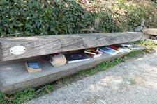 Sehenswürdigkeiten -> Lana Ultnerstraße für Skulpturenwanderweg 2009