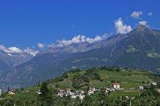 Tirol Zenoberg Tirolo Monte San Zeno