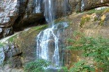 Wasserfallweg St. Felix Tret