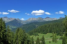 Ultental Deutschnonsberg Val d\'Ultimo Alta Val di Non