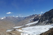 Schnalstaler Gletscher Ghiacciaio della Val Senales