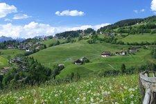 Halfing Oberdorf Avelengo di Sopra