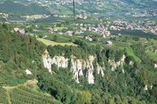 Erdpyramiden Dorf Tirol 2015
