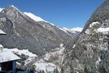 Moos in Passeier Winter Moso Passiria inverno
