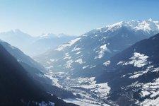 St. Martin in Passeier Winter San Martino in Passiria inverno