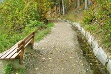 Wandern -> Schenner Waalweg