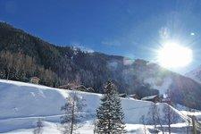 St. Gertraud Ulten Winter S. Geltrude Ultimo inverno