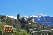 Dorf Tirol St. Peter Rundwanderung