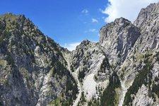 Bergtour Ifingerscharte