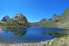 Spronser Seen und Spronserjoch