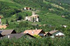 Naturns Dorf Naturno paese