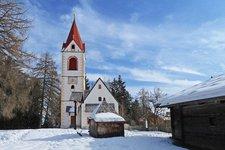 Winterwanderung Ulten St. Helena