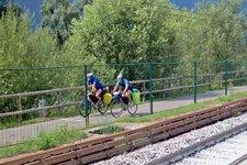 Radfahren > Radweg Etschtal