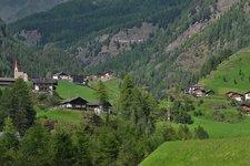 Rabenstein Passeier Corvara in Passiria