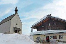Winterwanderung nach St. Moritz