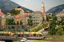 Weihnachtsmarkt -> Eisenbahnwelt Rabland