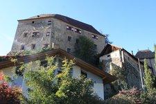 Burgen & Schlösser -> Schloss Schenna 2009