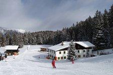 Skigebiet Vigiljoch 2012