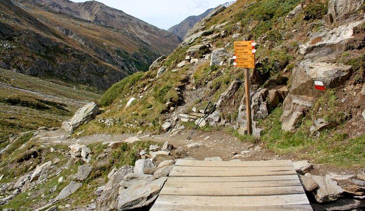 Tipps zum Meraner Höhenweg, Foto: BS, © Peer