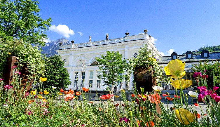 Promenaden in Meran, Foto: AT, © Peer