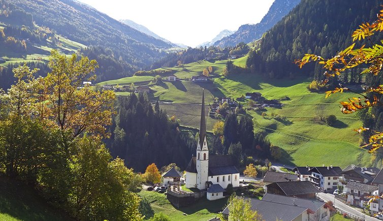 Moos in Passeier, Foto: AT, © Peer