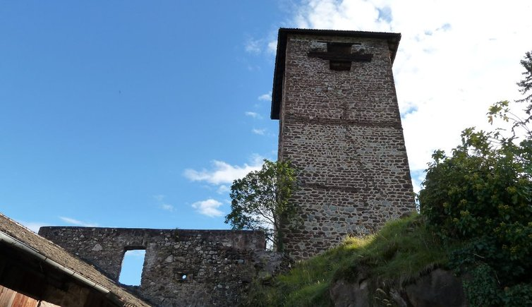 Burg Payrsberg, Foto: AT, © Peer