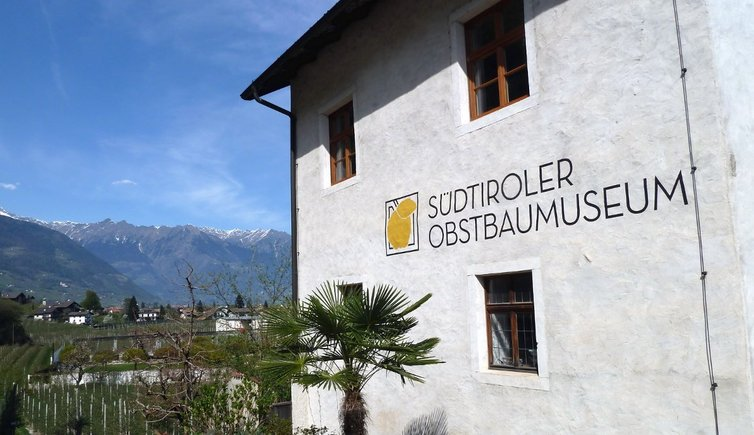 Südtiroler Obstbaumuseum, Foto: AT, © Peer