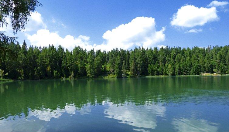 Escursione al Lago di Tret, Foto: AT, © Peer